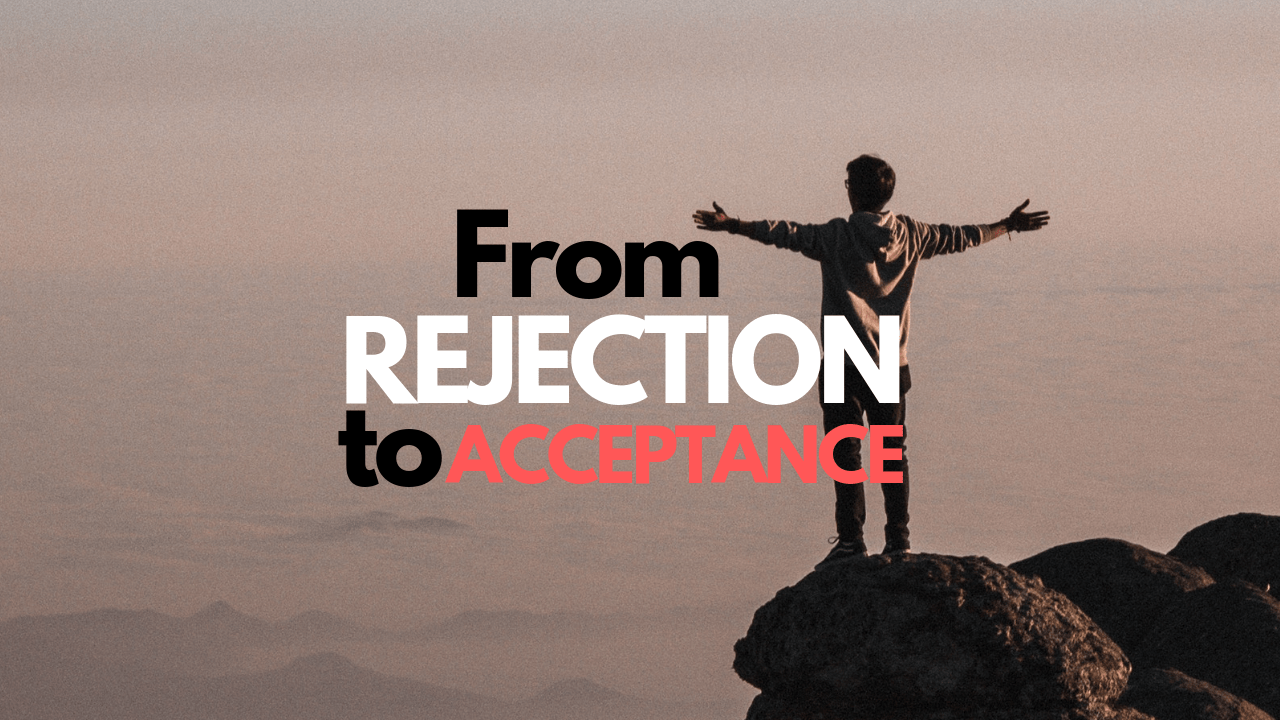 From Rejection to Acceptance THE KAINOS